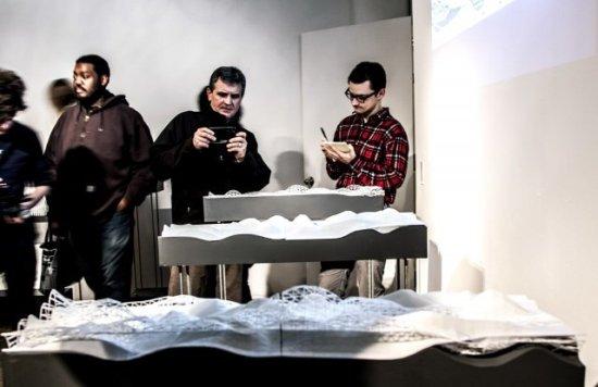 3D打印脑电波波形图体验:将思想打印出来