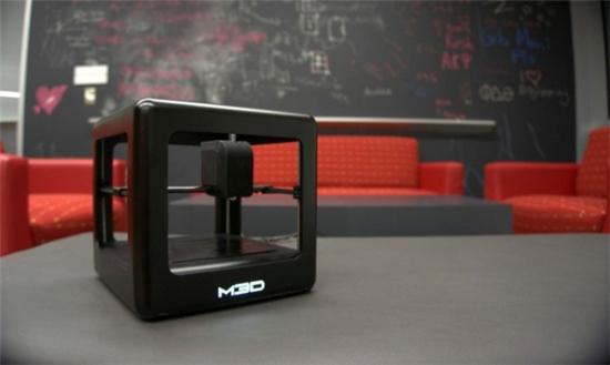 真的很小 首款消费级3D打印机正式销售